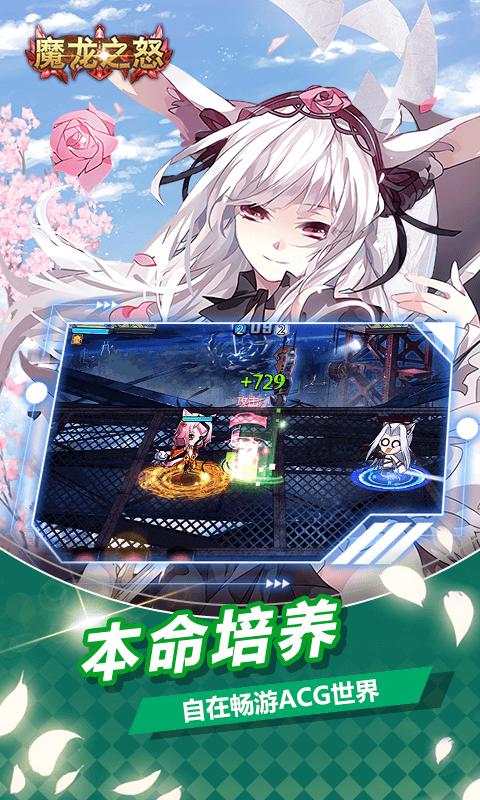 魔龙之怒(动漫乱战)截图2